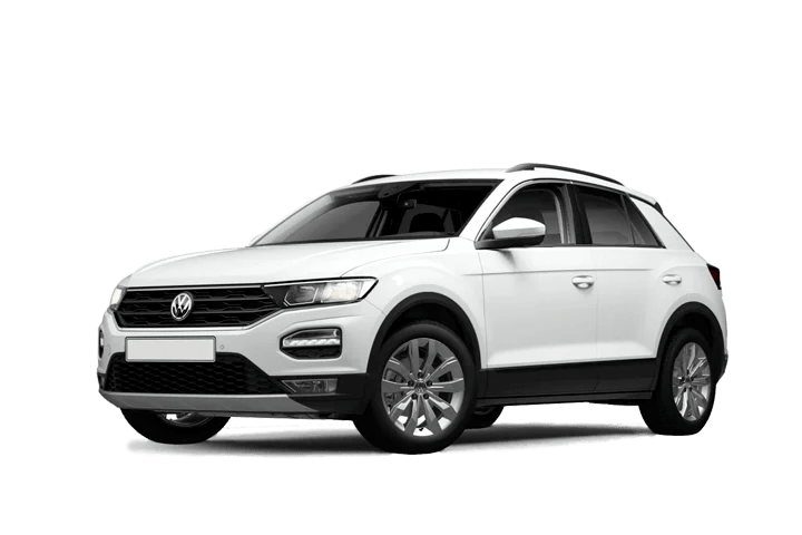 vw t-roc renting particulares